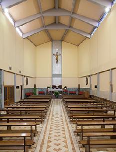 Luoghi di culto chiesa di santo stefano protomartire for Sedute dwg