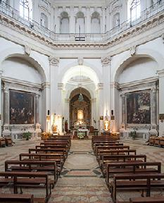 Luoghi di culto chiesa di santa maria della pace verona for Architetto di interni roma