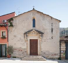 Chiesa di Santa Maria di Camaldoli - Esterno