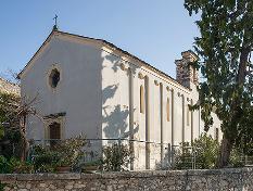 Chiesa di Santa Cristina - esterno, vista generale