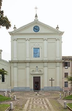Luoghi Di Culto Chiesa Di San Martino Vescovo San Martino Buon Albergo Necrologie Gazzetta Di Mantova
